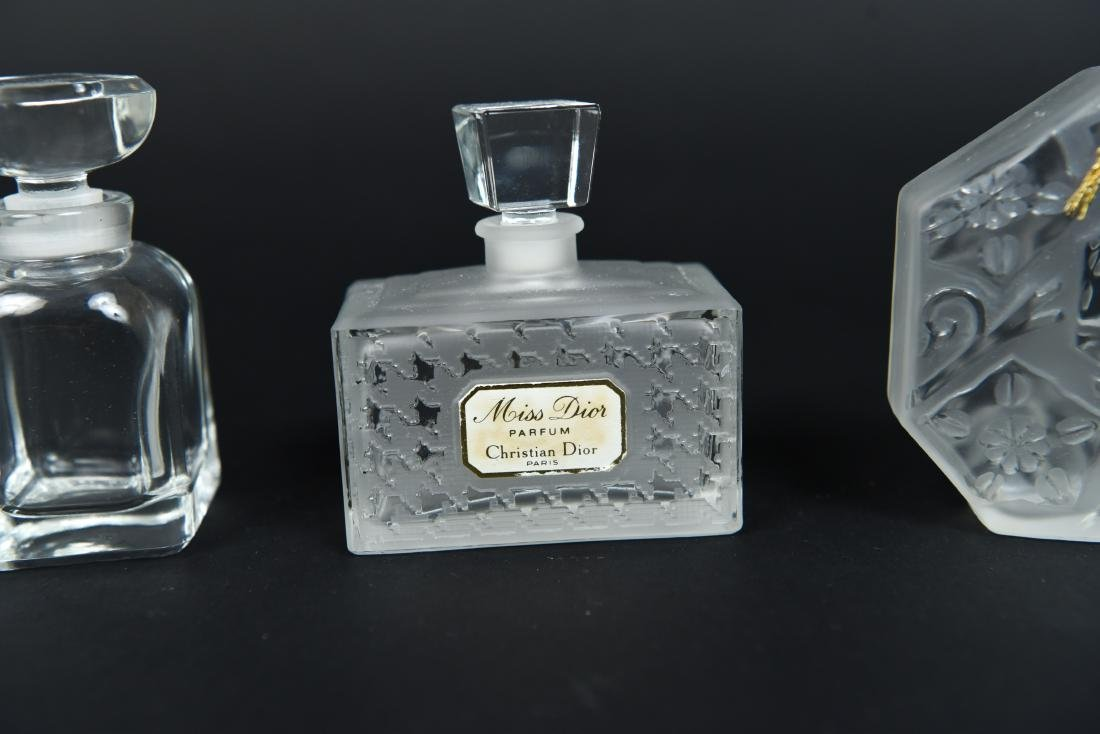 PERFUME BOTTLE GROUPING - 8
