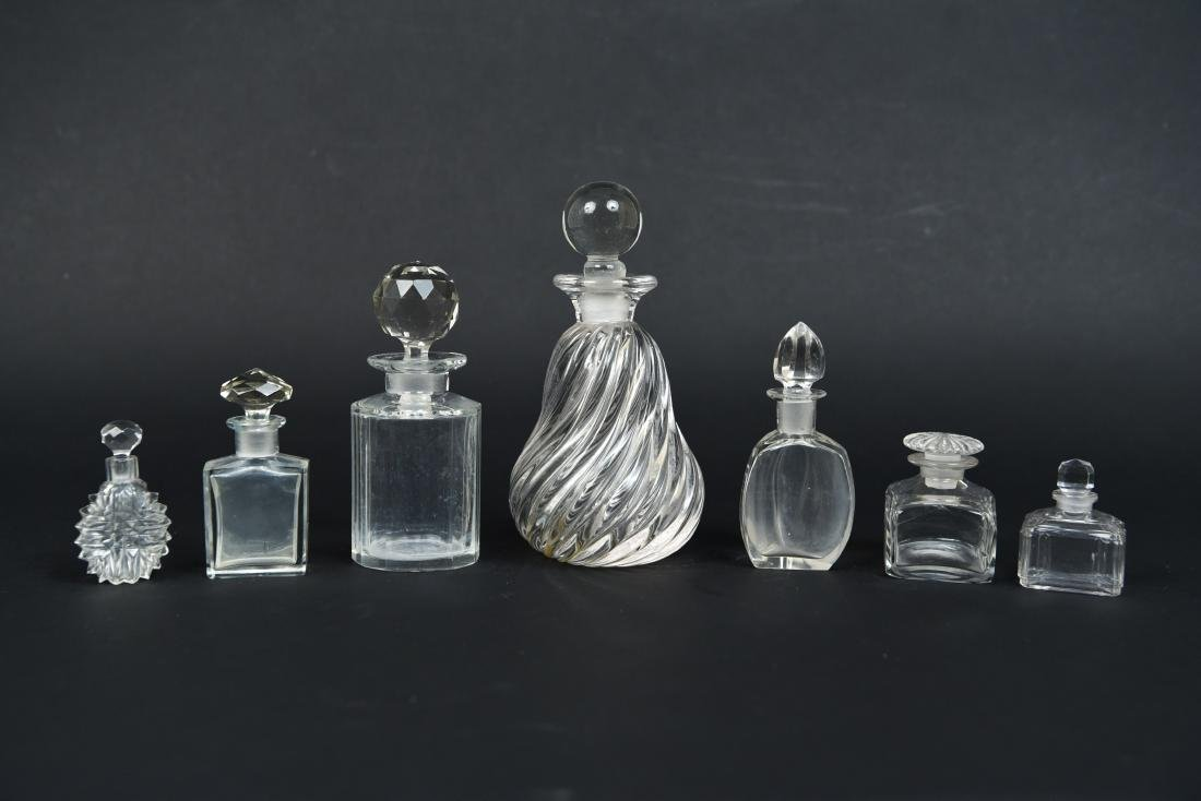 PERFUME BOTTLE GROUPING
