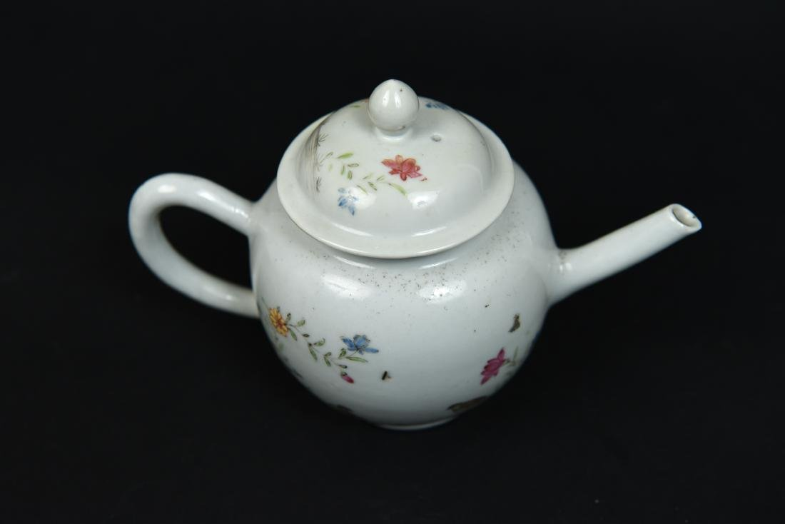 CHINESE EXPORT TEAPOT C. 1780 - 2
