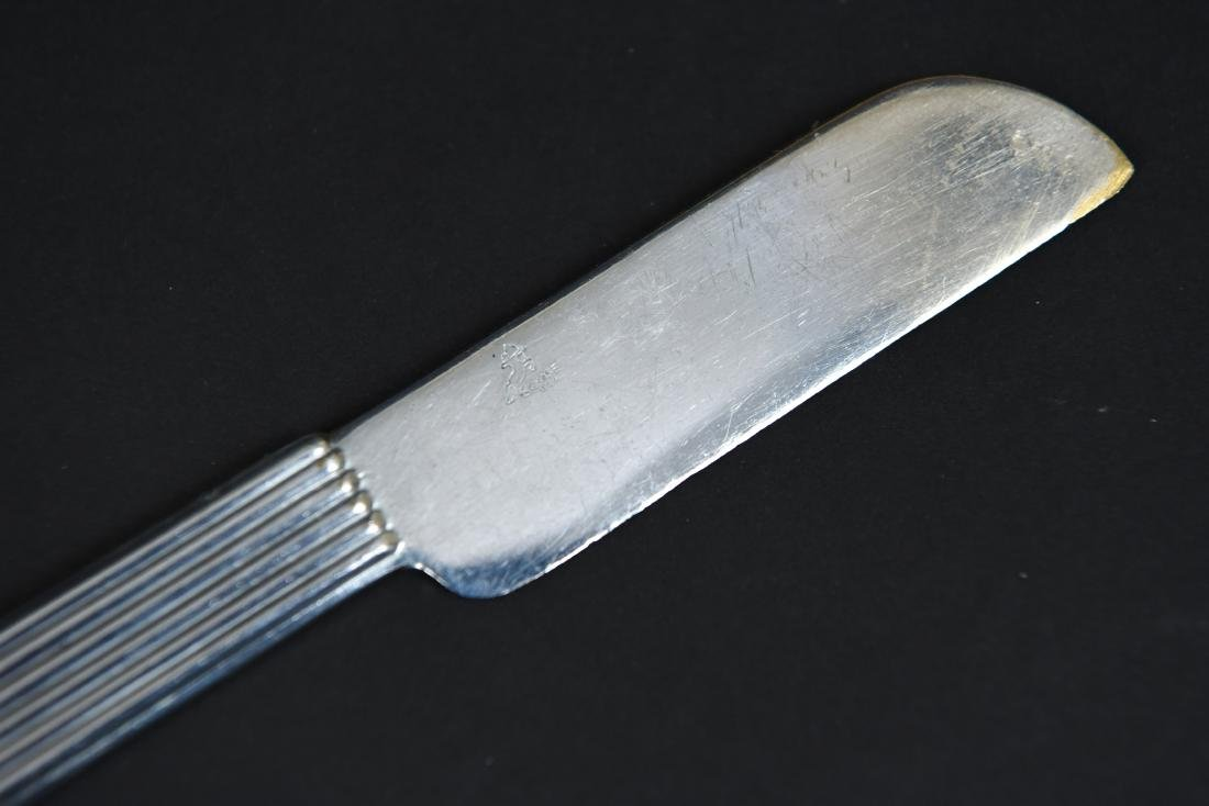 ART DECO CHASE SERVING WARE - 2