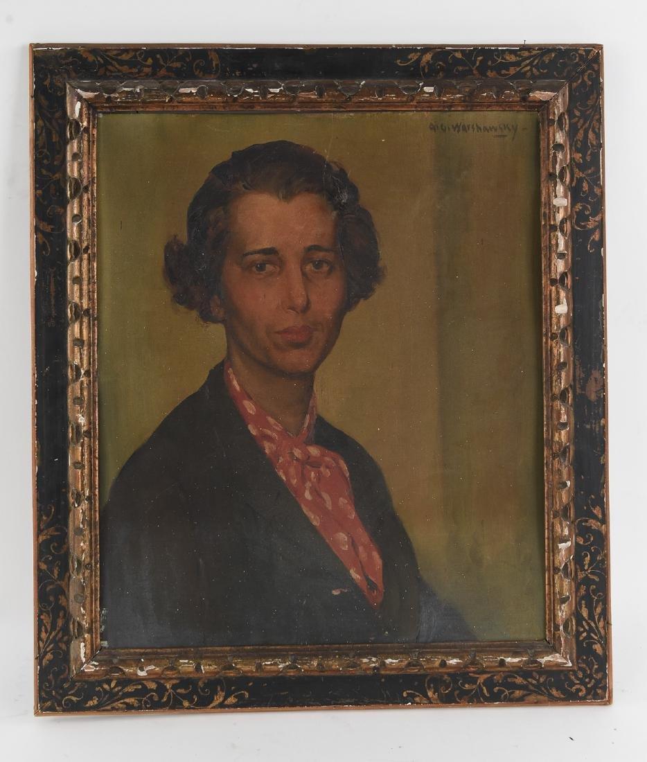 ABEL GEORGE WARSHAWSKY (AMERICAN 1883-1962)