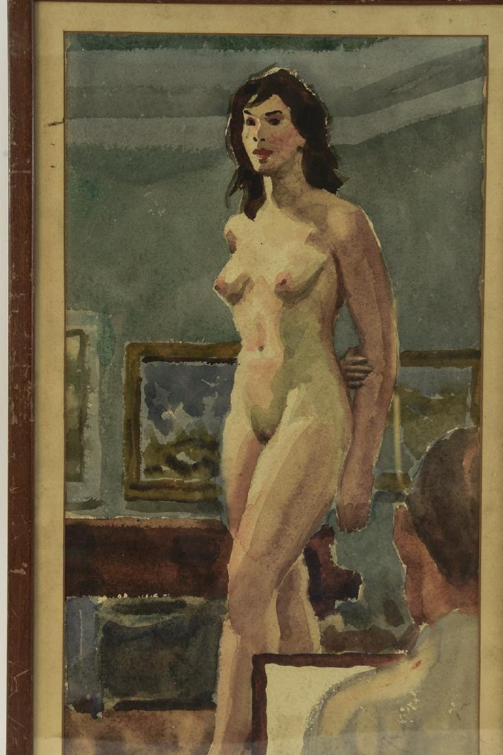 HARRY T. FISK (AMERICAN 1888-1948) - 2