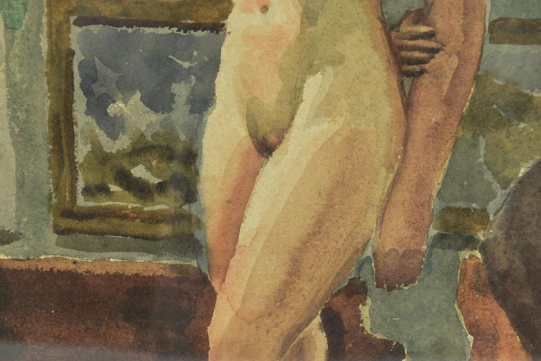 HARRY T. FISK (AMERICAN 1888-1948) - 5