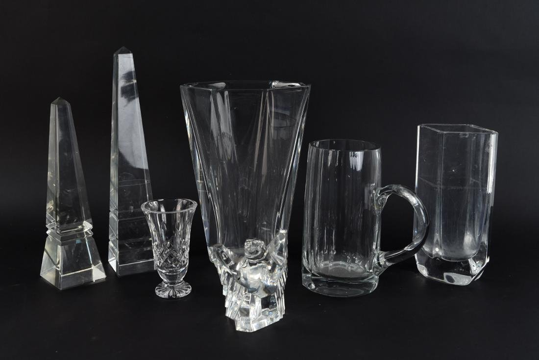 GROUPING OF CRYSTAL ETC.