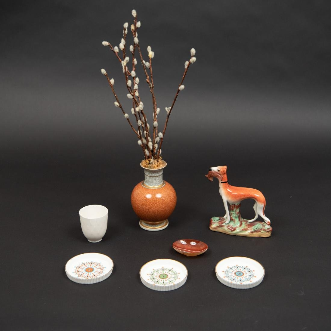GROUPING OF PORCELAIN - 2
