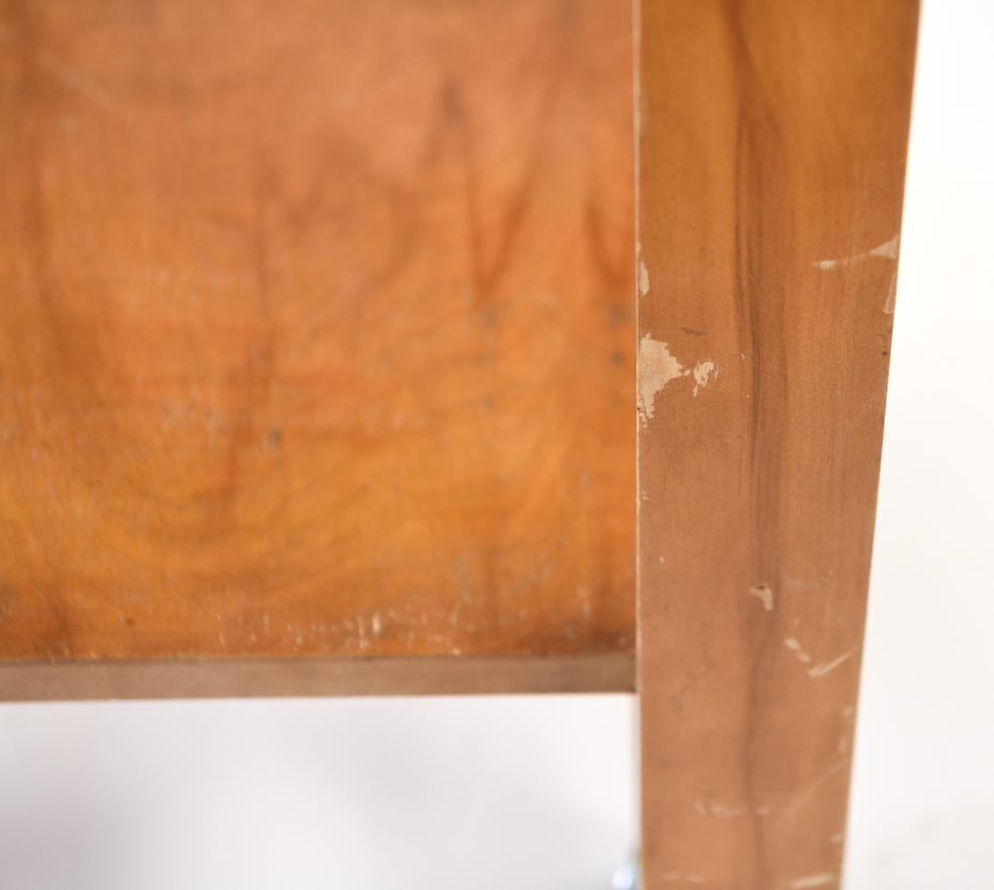MID-CENTURY BAR CART MANNER OF ALVAR AALTO - 5
