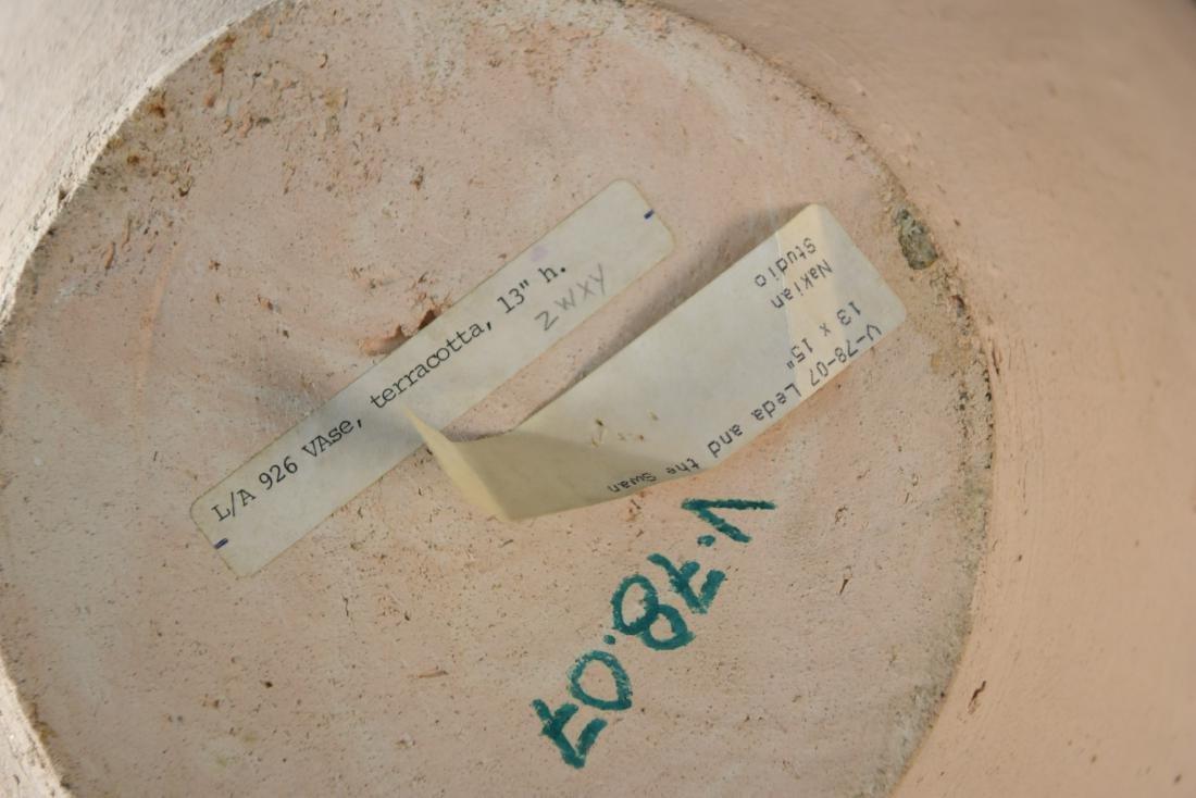 REUBEN NAKIAN (AMERICAN 1897-1986) VASE - 6