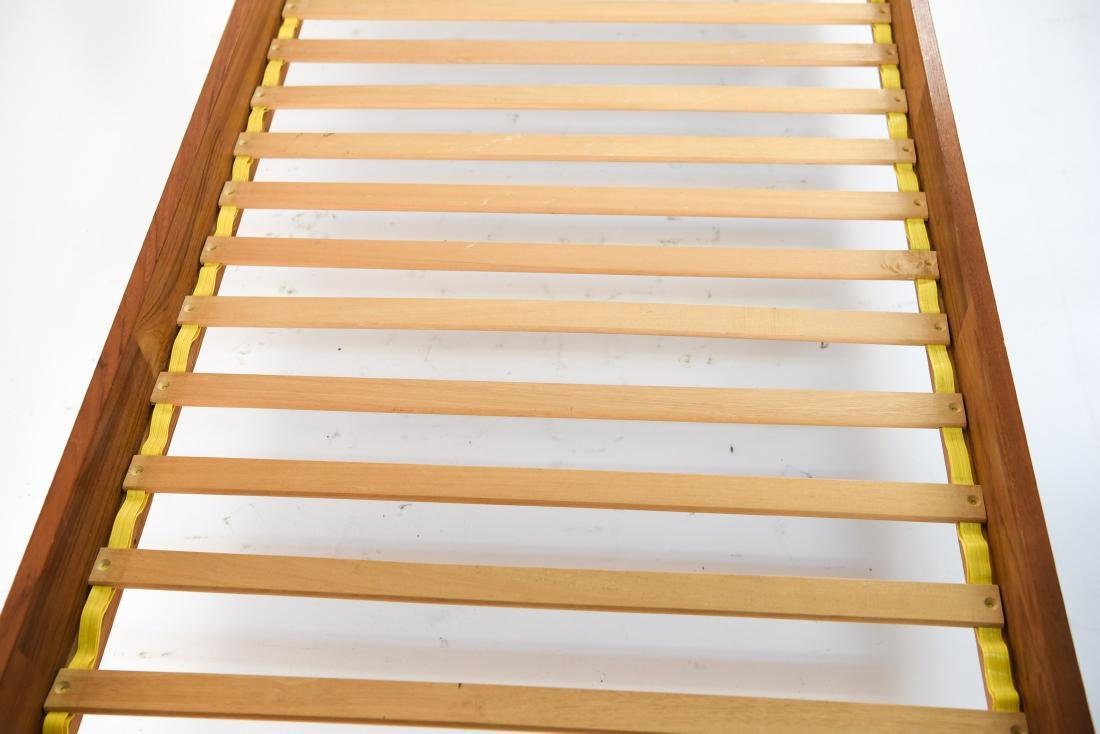 DANISH MID-CENTURY TEAK BED - 10