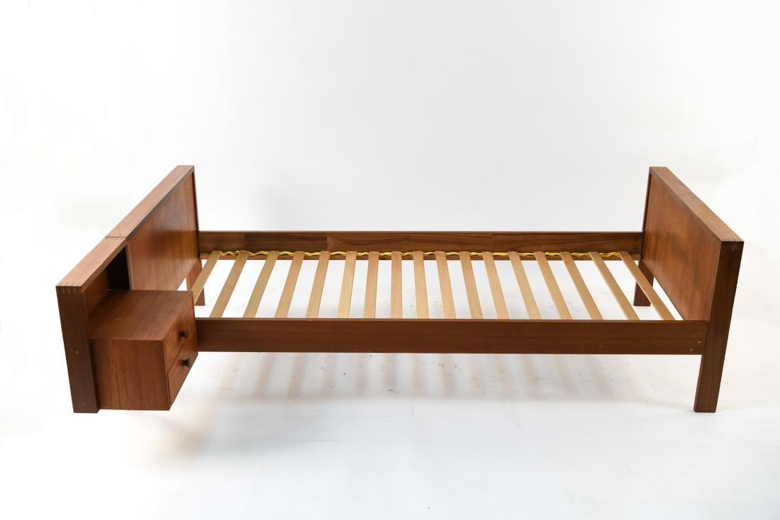 DANISH MID-CENTURY TEAK BED - 2