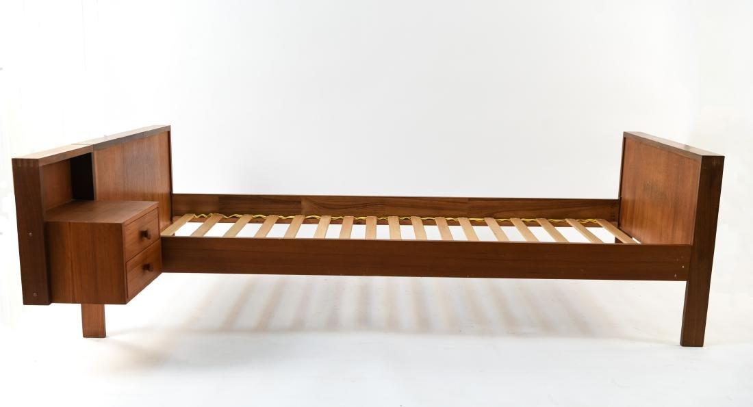 DANISH MID-CENTURY TEAK BED - 3