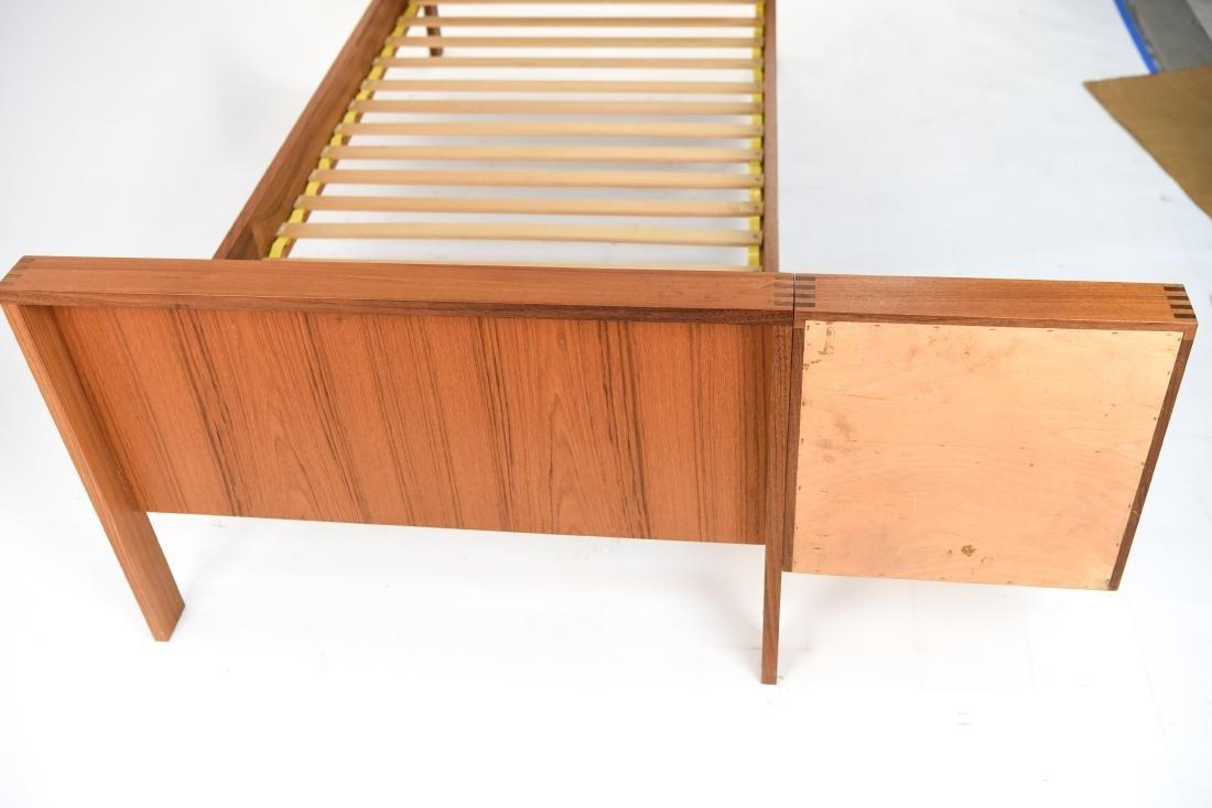 DANISH MID-CENTURY TEAK BED - 8