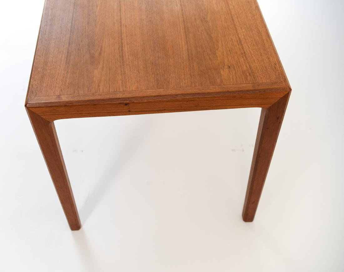 SWEDISH MID-CENTURY B. FRIGHAGEN, BODAFORS TABLE - 9