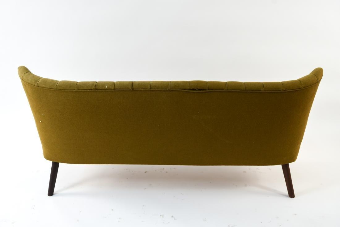 DANISH MID-CENTURY SVEND SKIPPER MODEL TEDDY SOFA - 10