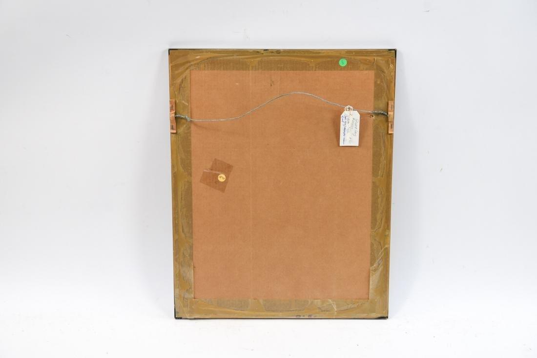 JOAN MIRO VINTAGE POSTER GRAPHICS 1966 - 8