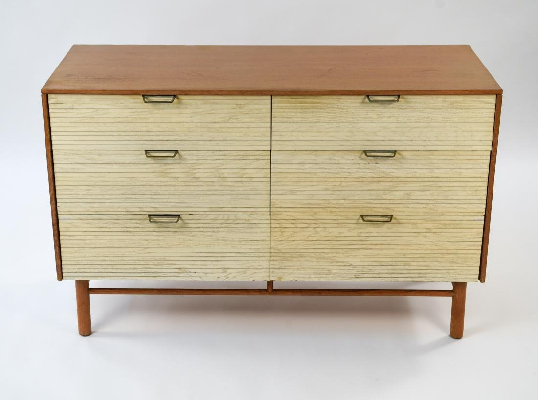 RAYMOND LOEWY DESIGNED FOR MENGEL DOUBLE CHEST