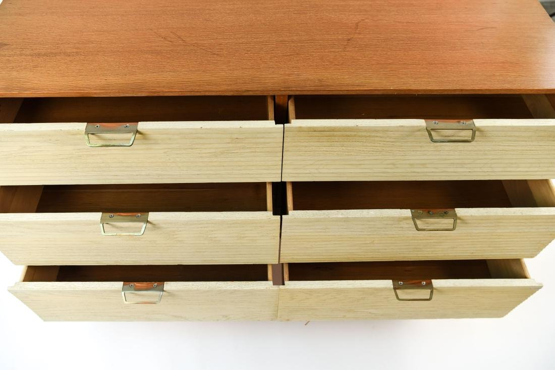 RAYMOND LOEWY DESIGNED FOR MENGEL DOUBLE CHEST - 6