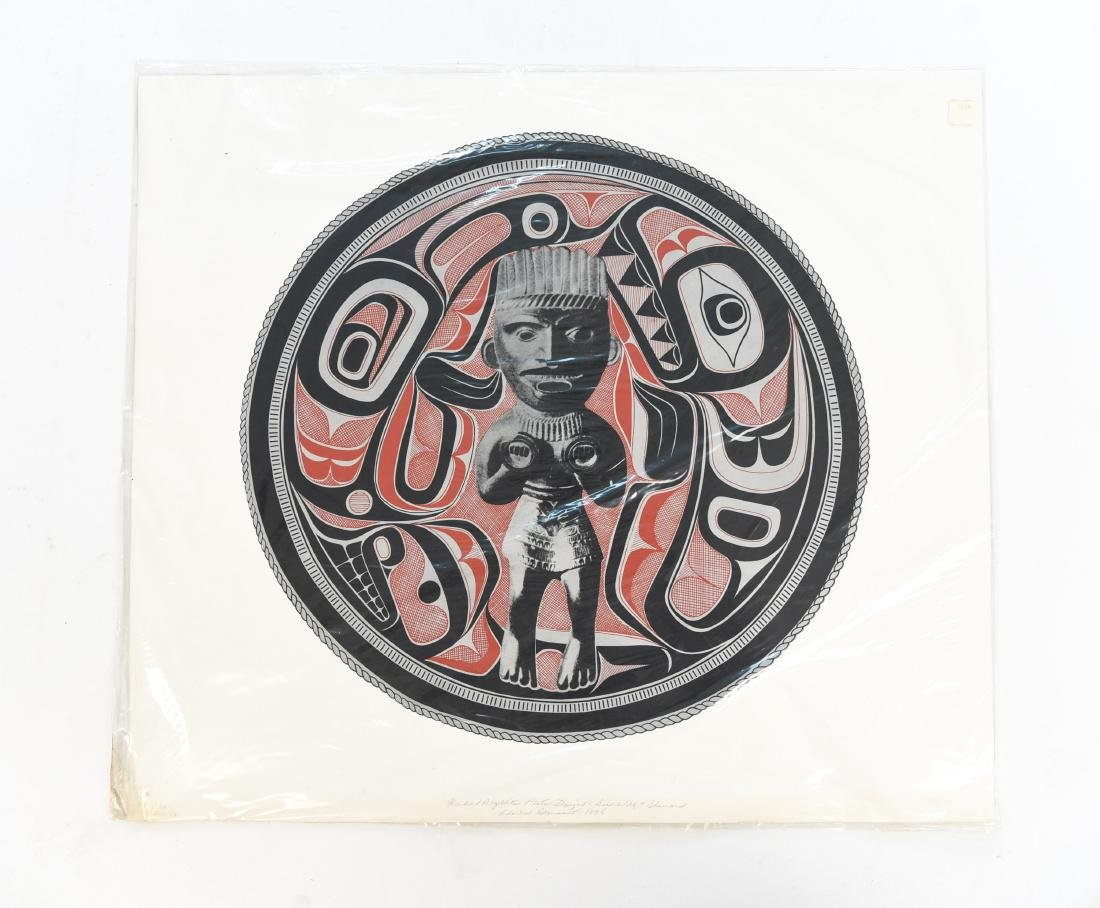 INUIT & NORTHWEST COAST INDIAN ART GROUPING - 3