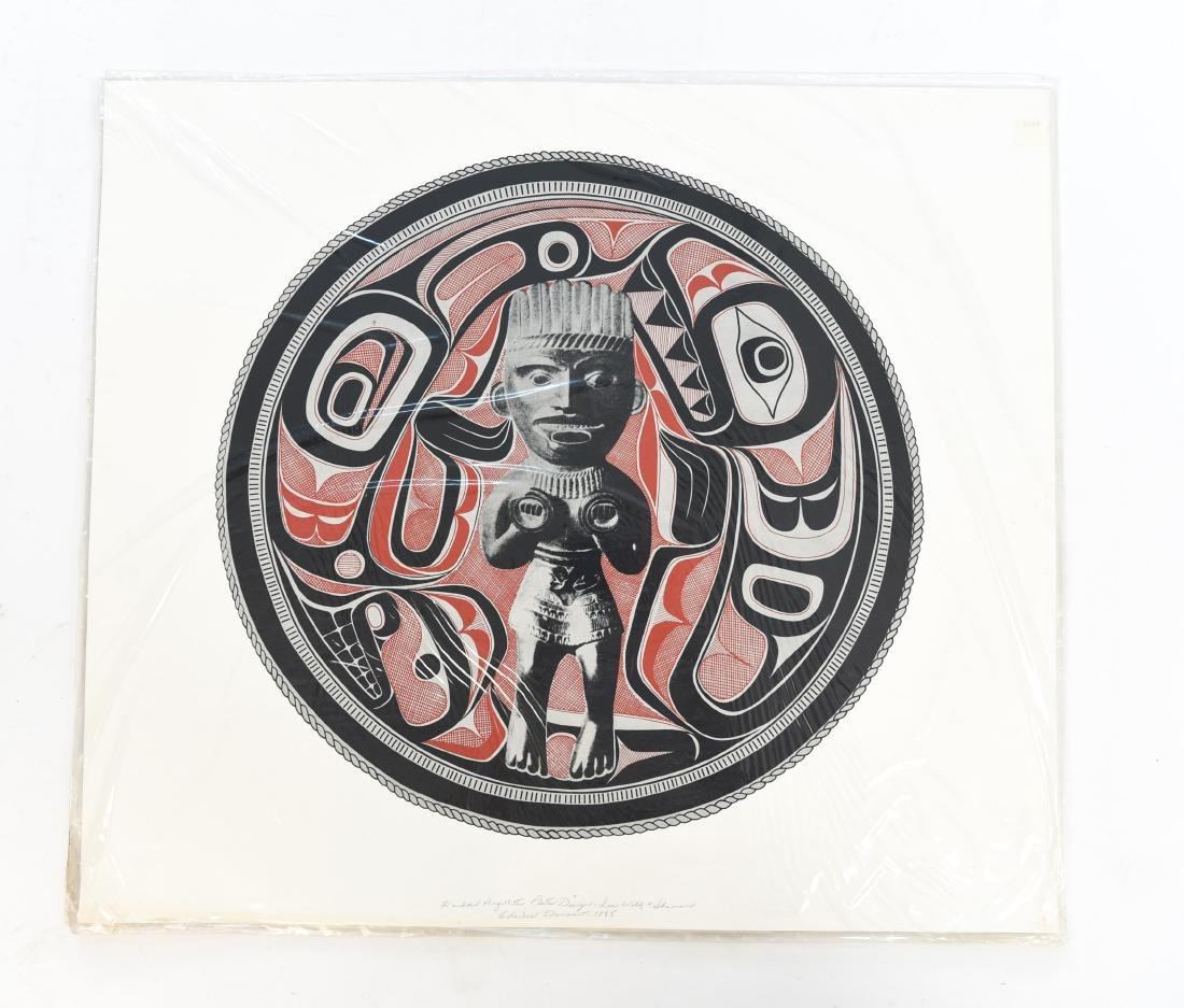 INUIT & NORTHWEST COAST INDIAN ART GROUPING - 4