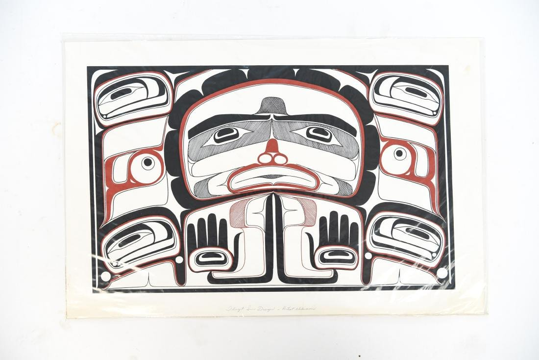 INUIT & NORTHWEST COAST INDIAN ART GROUPING - 5