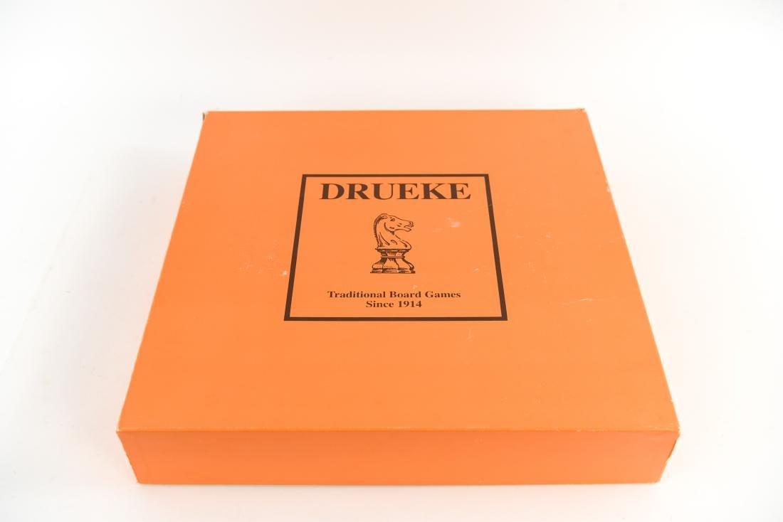 DRUEKE CHESS SET - 7