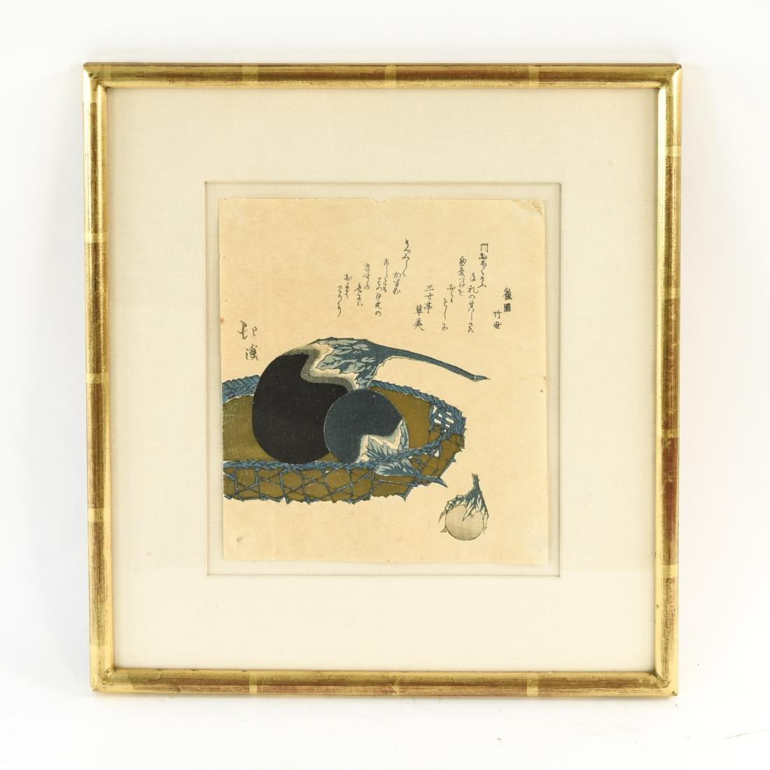 AFTER HOKKEI TOTOYA (JAPAN 1780-1850) PRINT