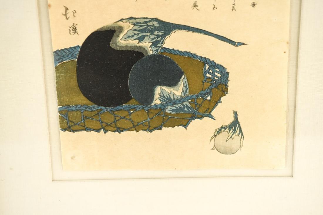 AFTER HOKKEI TOTOYA (JAPAN 1780-1850) PRINT - 3