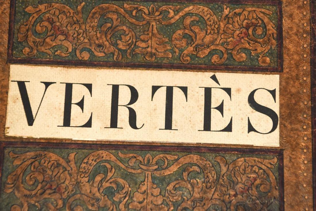 VERTES EROTIC ILLUSTRATIONS PORTFOLIO AND BOOK - 2