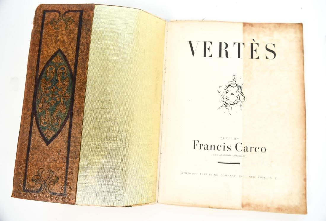 VERTES EROTIC ILLUSTRATIONS PORTFOLIO AND BOOK - 4