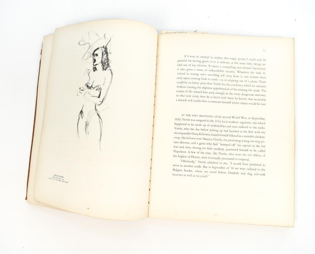 VERTES EROTIC ILLUSTRATIONS PORTFOLIO AND BOOK - 5