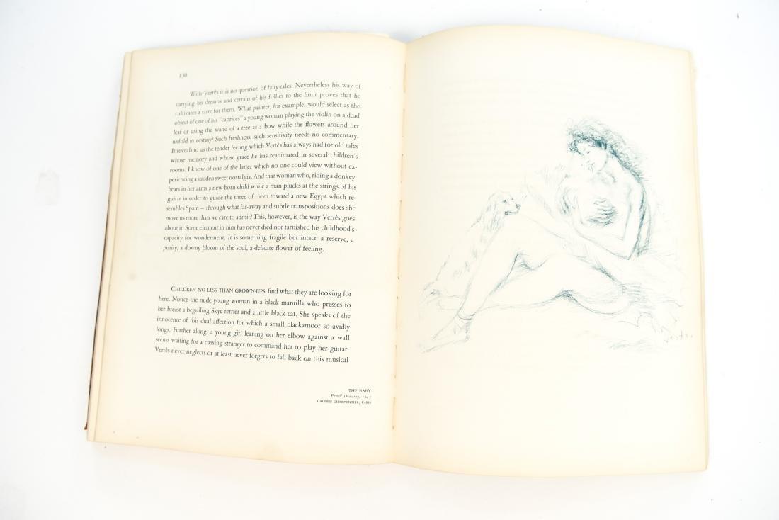 VERTES EROTIC ILLUSTRATIONS PORTFOLIO AND BOOK - 8