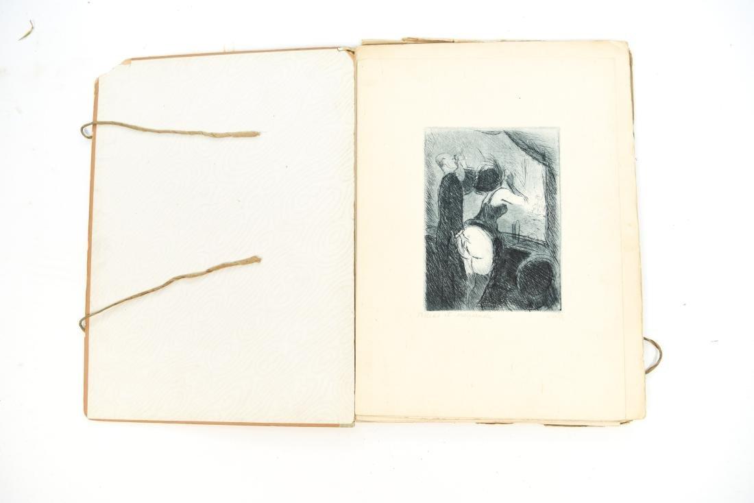 VERTES EROTIC ILLUSTRATIONS PORTFOLIO AND BOOK - 9