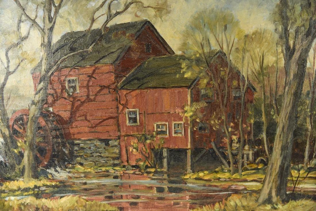 HAROLD C. WOLCOTT (AMERICAN 1898- 1977) - 5