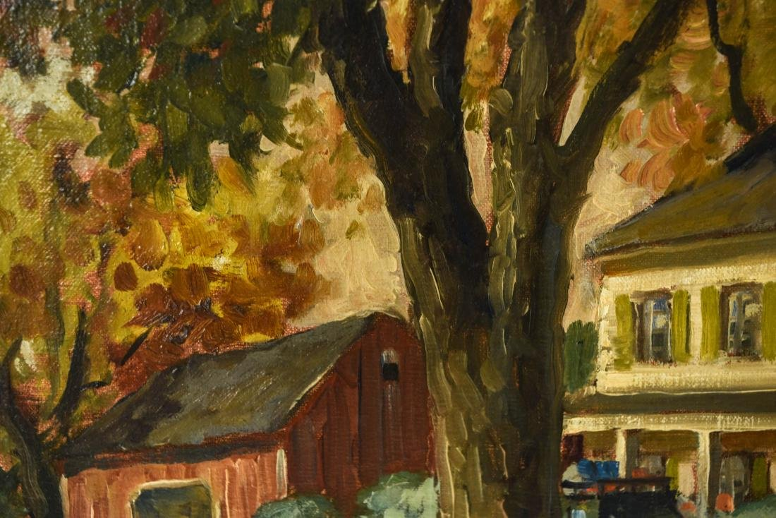 HAROLD C. WOLCOTT (AMERICAN 1898-1977) - 4