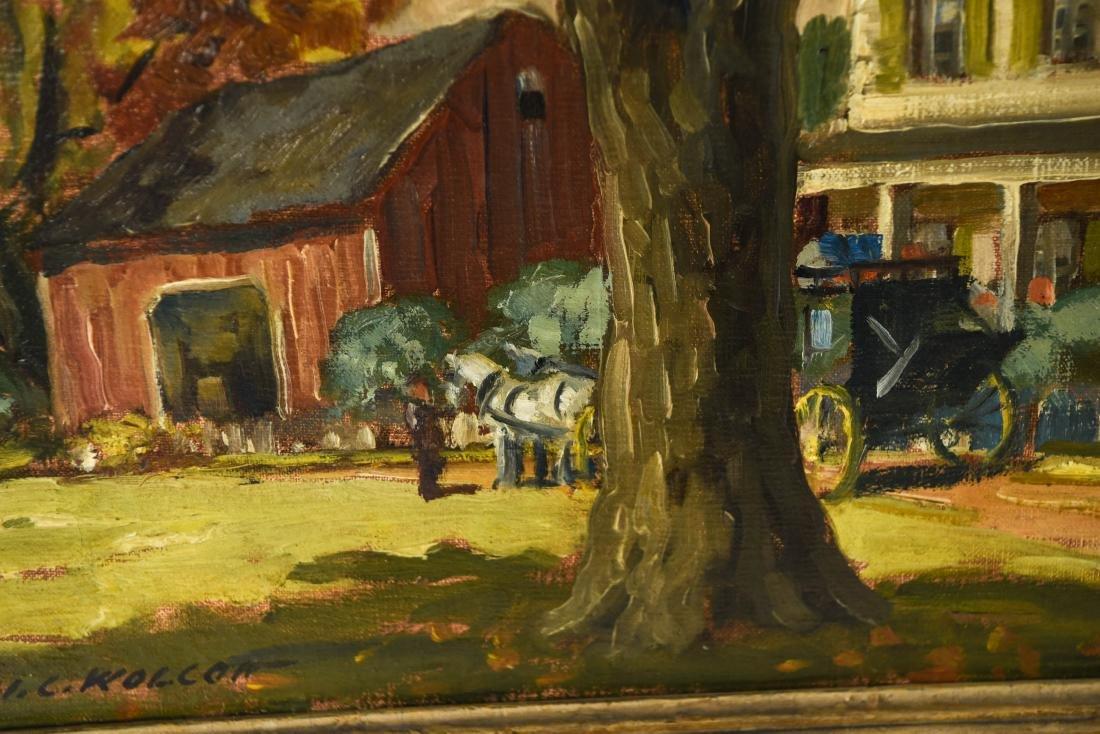 HAROLD C. WOLCOTT (AMERICAN 1898-1977) - 5