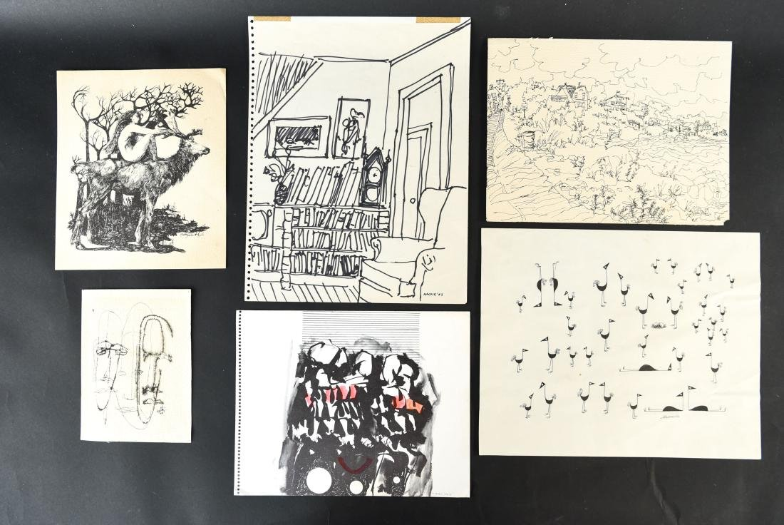 GROUPING OF DRAWINGS