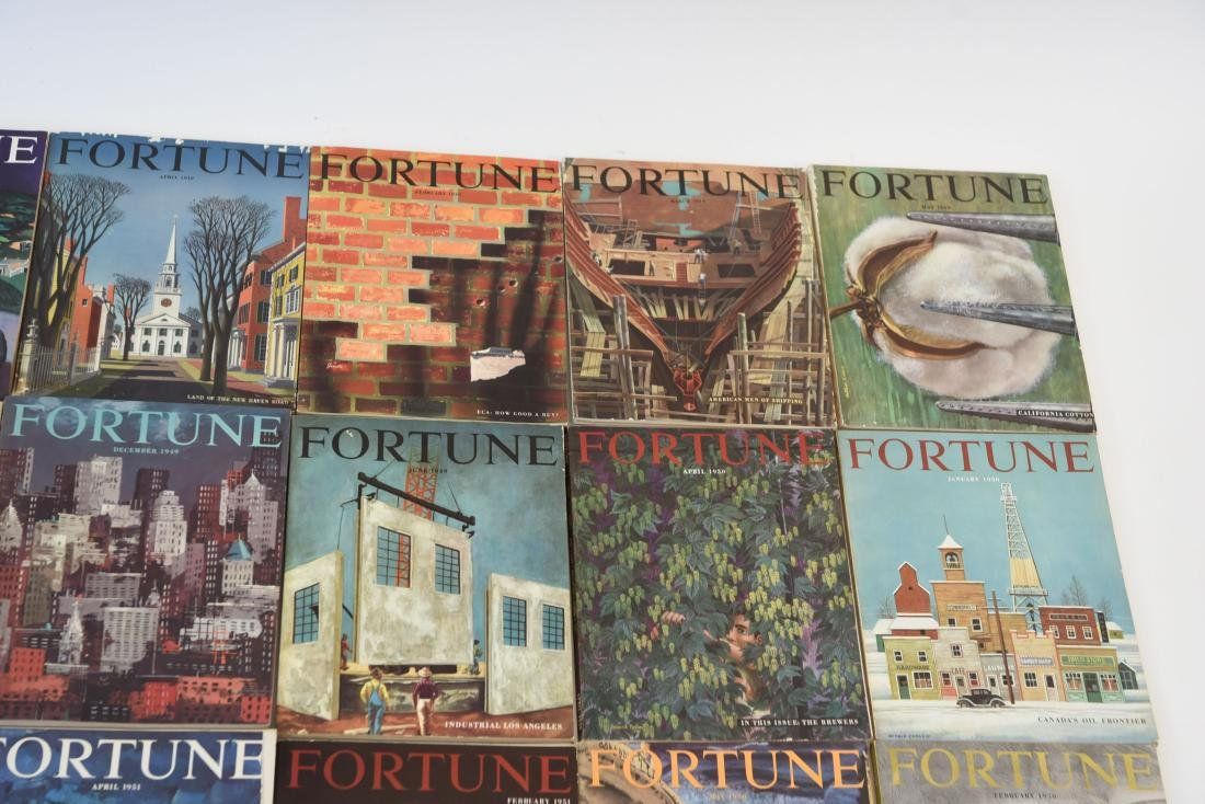 1949, 1950, 1951 FORTUNE MAGAZINES - 3