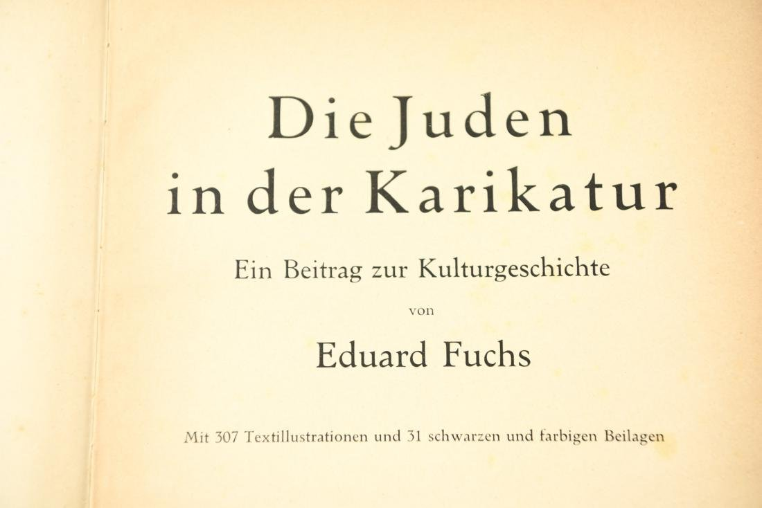 GERMAN EDUARD FUCHS BOOK - 6