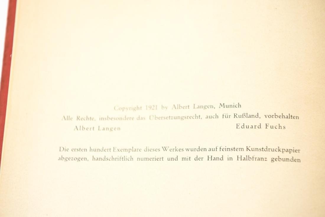 GERMAN EDUARD FUCHS BOOK - 7