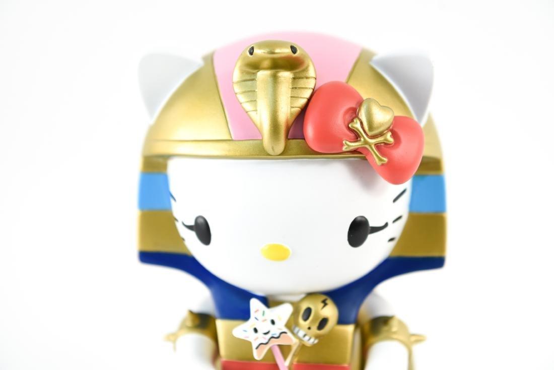 TOKIDOKI X HELLO KITTY KITTYPATRA FIGURE - 8
