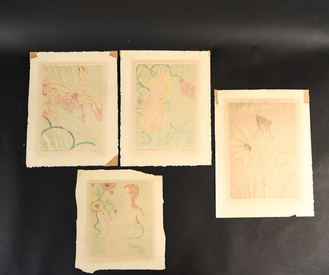 CLARA TICE (1888-1973) - 2