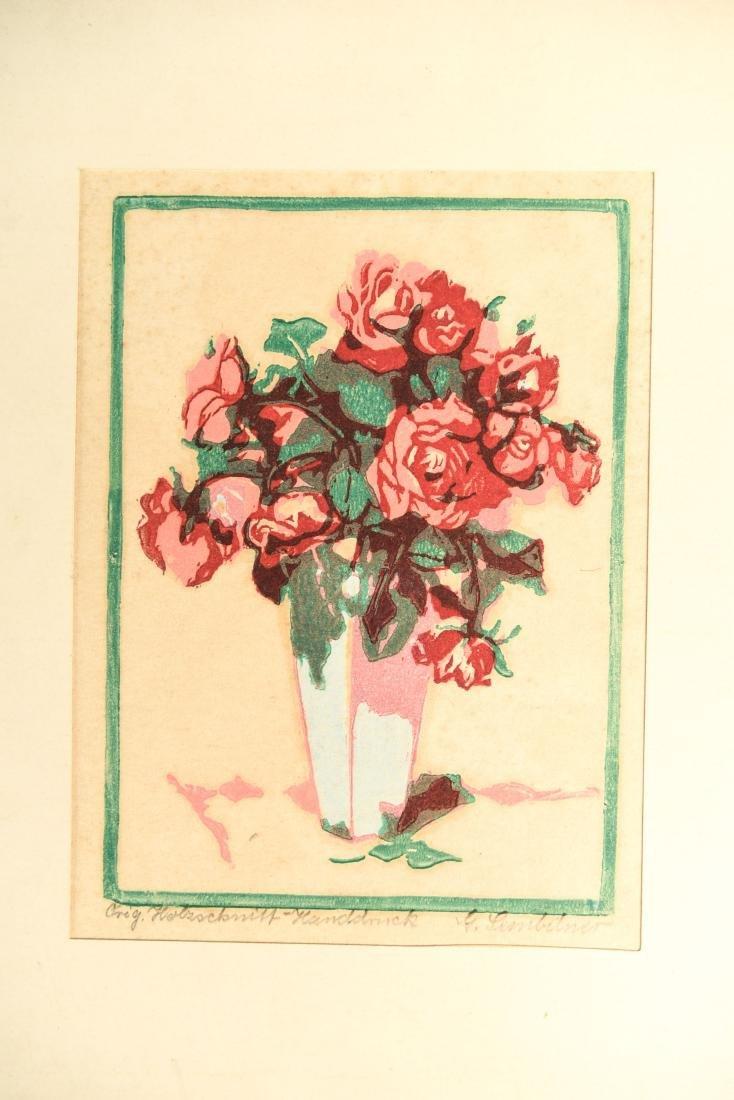 GERTRUD SCEMBDNER (GERMAN 1880-1966) - 2