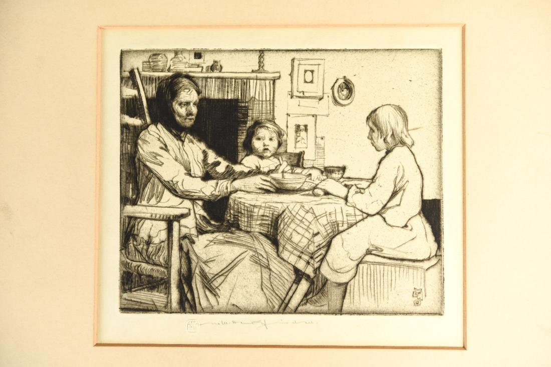 WILLIAM LEE HANKEY (BRITISH 1869-1952) - 2