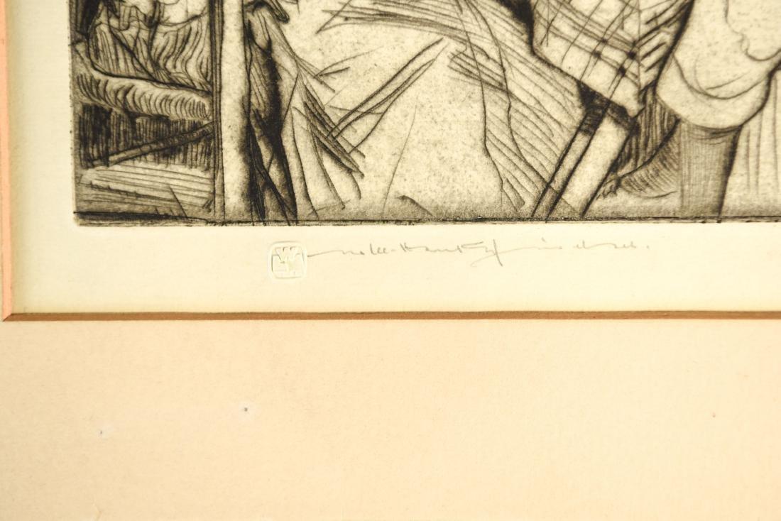 WILLIAM LEE HANKEY (BRITISH 1869-1952) - 4