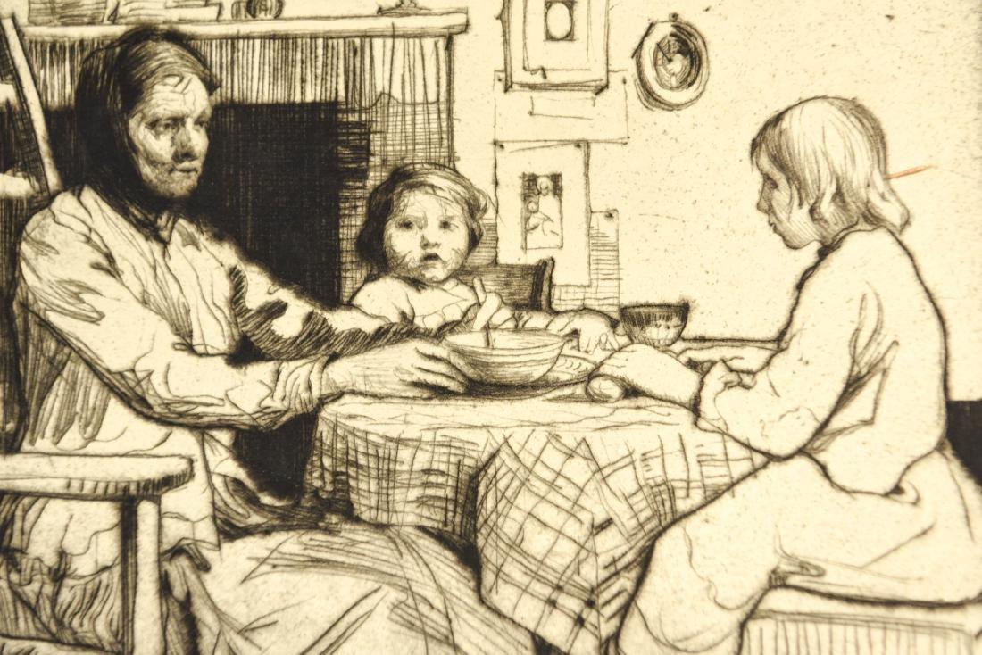 WILLIAM LEE HANKEY (BRITISH 1869-1952) - 6