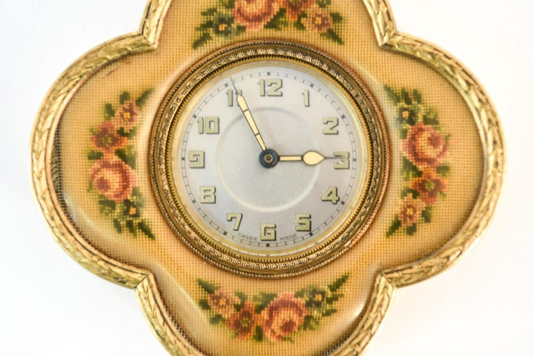 AUSTRIAN CLOCK - 3
