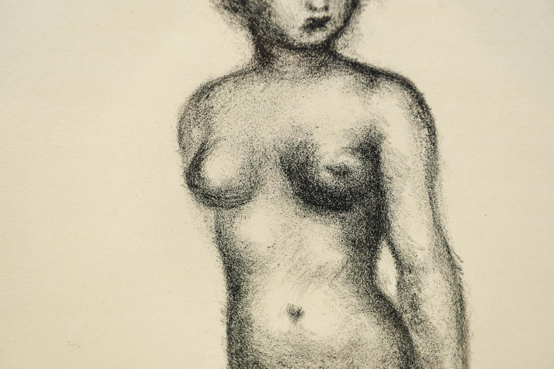 ARISTIDE MAILLOT (FRENCH 1861-1944) - 4