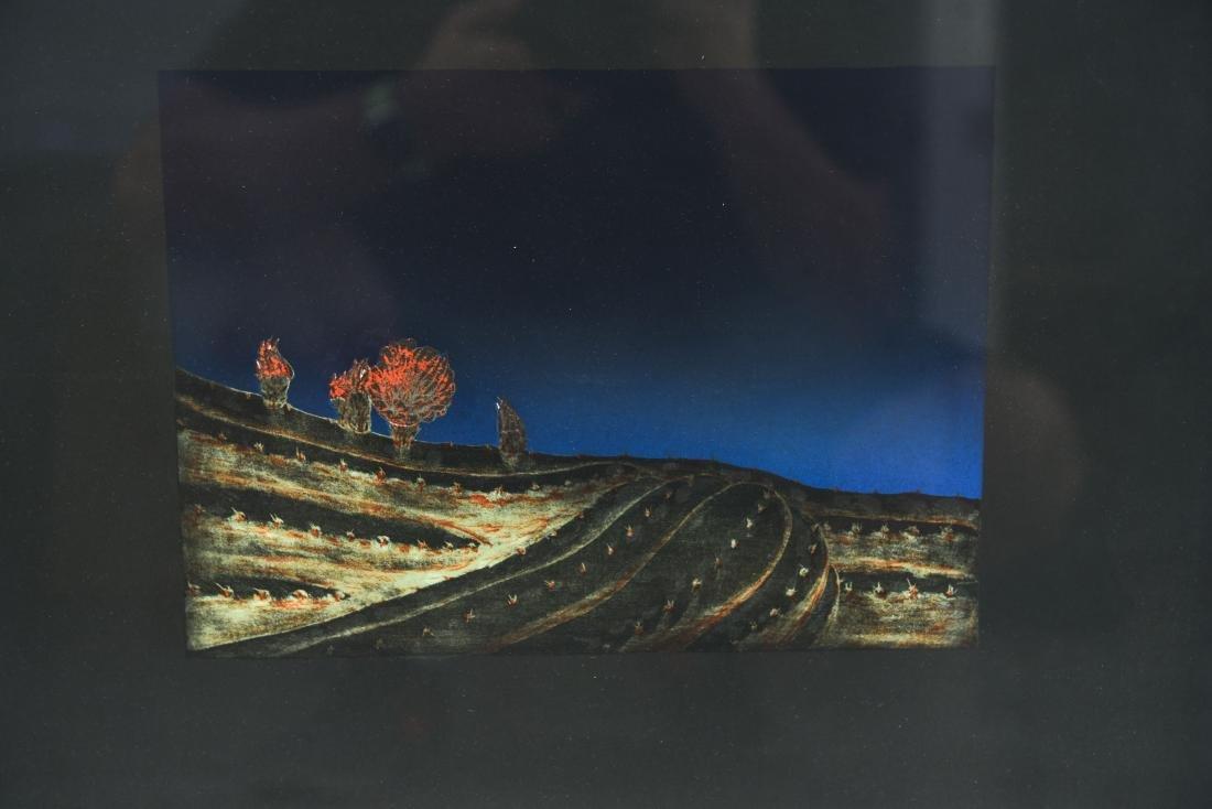 KENEJILO NANAO (JAPANESE 1929-2013) LITHOGRAPH - 2