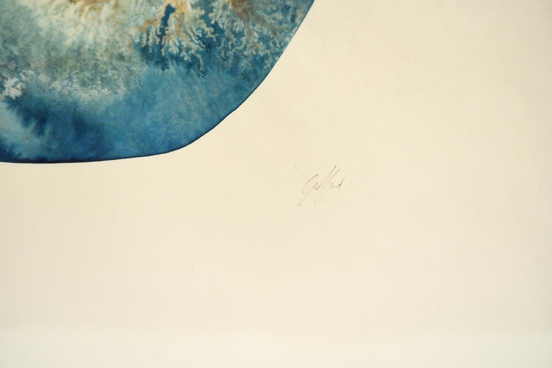 SALLY SPOFFORD (2) VASE WATERCOLORS - 3