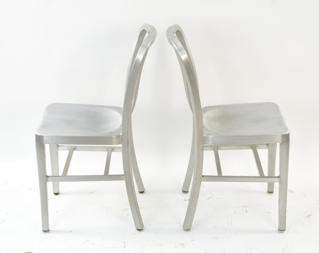 (7) INDUSTRIAL SIDE CHAIRS - 7