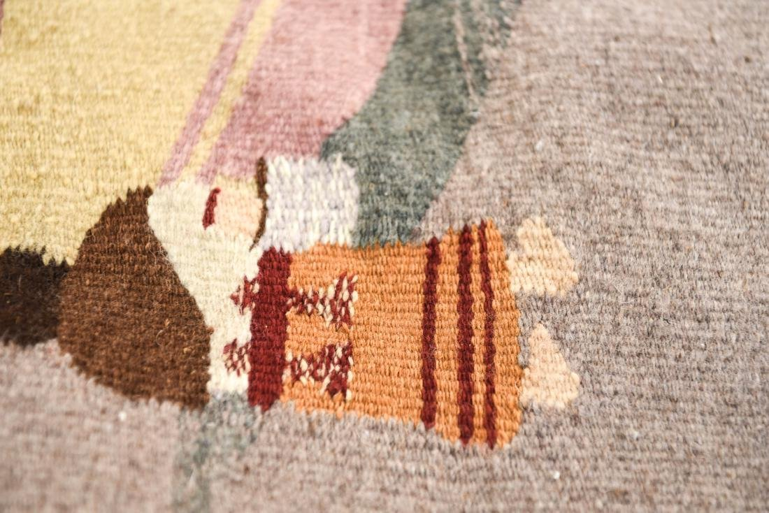 MEXICAN TAPESTRY BLANKET - 8